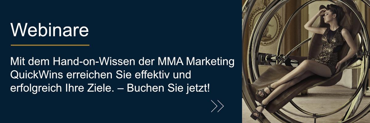 Marketing Webinare