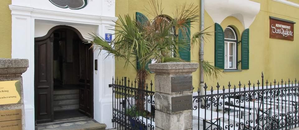Altschwabinger Villa am Englischen Garten