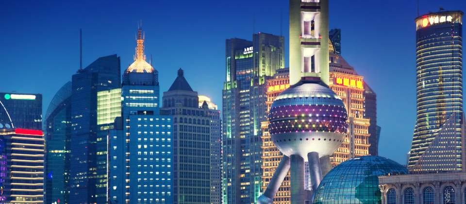 Standort Shanghai
